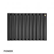 رادیاتور آلومینومی پایونیر 11 پره مشکی